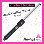 Product Review: Magic Curling Wand by NuMe