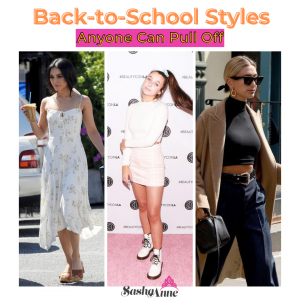 Simple Back-to-School Styles Anyone Can Pull Off