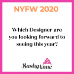 NYFW 2020: List of Designers Attending