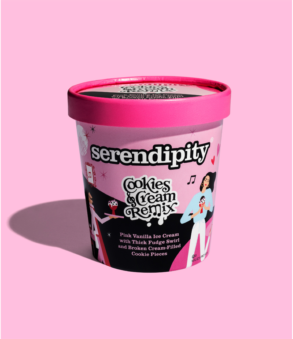 Review: Serendipity Cookies & Cream Remix