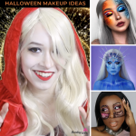 Try Out These Makeup Ideas This Halloween!