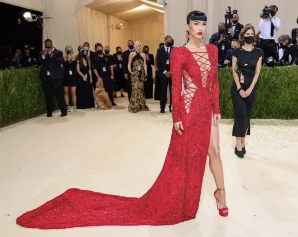 You are currently viewing Sasha Anne's 2021 Met Gala Best Dressed Picks!